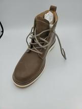 Cole Haan Mens Originalgrand Boot Khaki Ankle Boots Size 8 - $88.11