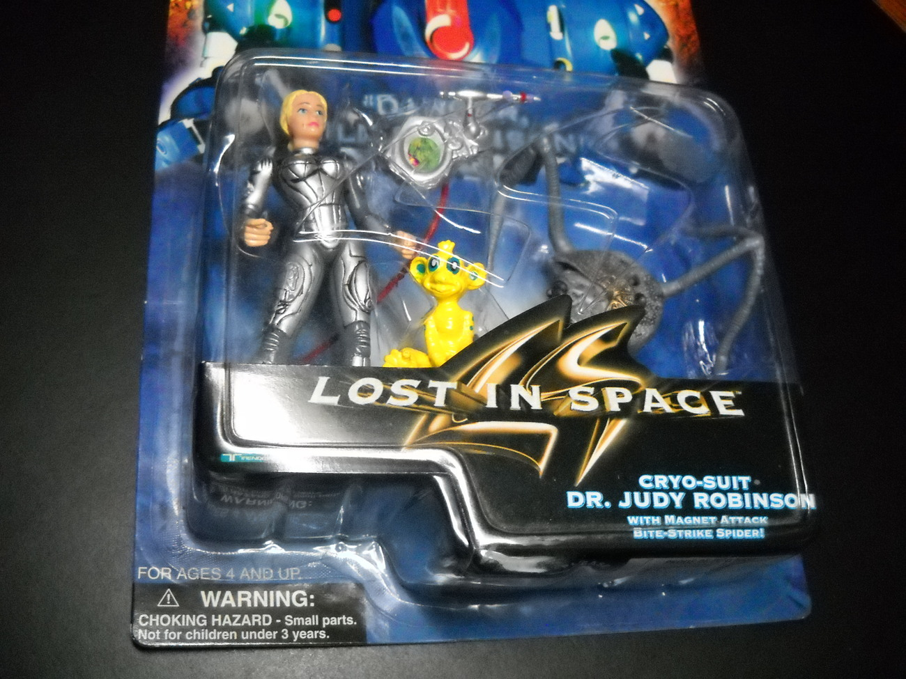 Trendmasters Lost In Space Judy Robinson 1997 Still Factory Sealed on Card