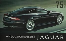 2011 Jaguar XKR175 75th ANNIVERSARY sales brochure folder US 11 XK XKR 175 - $20.00