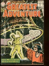 MY GREATEST ADVENTURE DC COMICS #71 1962 HORROR SCI-FI FN/VF - $63.05
