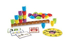 Learning Resources 1-10 Counting Owls Activity Set LER7732 - $19.09