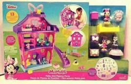 New Retired Disney Junior Fisher Price 2015 Minnie Polka Dot Pajama Part... - $99.99