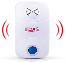 Ultrasonic Pest Repeller for Insects - Indoor Pest Control Plug in Repel... - $10.57