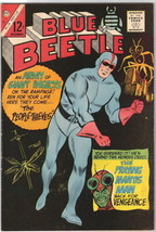 Blue Beetle Comic Book #53, Charlton 1965 VERY FINE- - $28.94