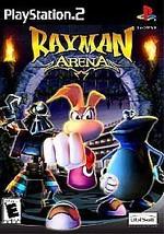 Rayman Arena (Sony PlayStation 2, 2002)M - $7.39