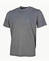 NEW G.H. Bass & Co Mens Whitewater Crew Neck Turbo Dry Short Sleeve Tshirt MED image 2