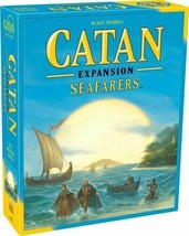 Catan Seafarers 5th Edition Expansion Game Catan Studio CN3073 Islands NEW - $39.99