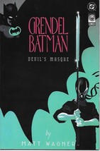 Batman Grendel Devil's Masque Comic Graphic Novel Trade #2 DC 1993 NEW UNREAD - £5.51 GBP