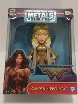 """Jada Wonder Woman Metals Die-Cast 4"""" Queen Hippolyta Collectible Toy Figure - $18.66"""