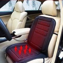 Seat Cushion Car Massage Back Chair Heat Massager Lumbar Pad Heated Neck... - $19.99+