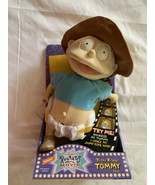 "Nickelodeon Rugrats Movie To The Rescue Tommy Pickles Doll 12"" VTG NIB N... - $71.25"