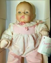 """Vintage 12"""" Madame Alexander Little Huggums Squeaker Doll # 4821 Xc - $29.65"""