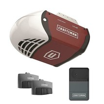 Craftsman 1/2 HP Chain Drive Garage Door Opener with Two Remotes - $169.99