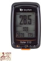 BRYTON RIDER 310T GPS BLACK WIRELESS 70 FUNCTIONS ANT+/BLUETOOTH COMPUTER - $142.51