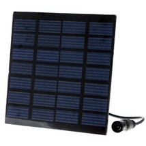 Brush-less DC Solar Water Pump Power Panel Kit Fountain Pool Garden Wate... - $35.60