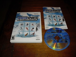 Winter Sports: The Ultimate Challenge (Nintendo Wii, 2007) - $6.92