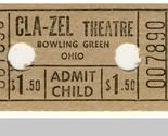 Bowling green cla zel  ticket tan 1.50 single thumb155 crop