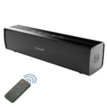 Sound Bar Home Theater Audio Surround Speaker with Wireless Bluetooth Wired - $84.05