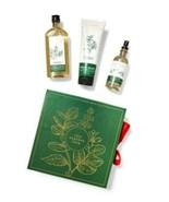 New Bath & Body Works Stress Relief Gift Box Set Pillow Mist, Body Wash,... - $39.27