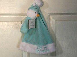 """Koala Baby Boy's """"My First Christmas Hat And Snowman Rattle s1 *New* - $6.99"""