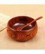 1pcs Camphor Wood Soap Bowl Fashion New Natural Healthy Wooden Rice - $28.99