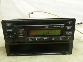 03 04 05 06 Kia Sorento Factory OEM Radio Single CD Player 96140-3E201 IKG36 - $24.75