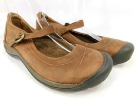 Keen Presidio II MJ Size US 7 M (B) EU 37.5 Women's Mary Jane Flat Shoes Infield - $77.95