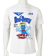 Boo Berry Dri Fit graphic T-shirt microfiber  monster cereal UPF +50 Sun Shirt image 2