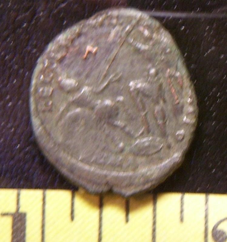 "Ancient Roman Coin Constans ""Fallen Horseman"" #2 AD 333"