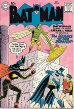 Batman Comic Book #126, DC Comics 1959 VERY GOOD - $106.35
