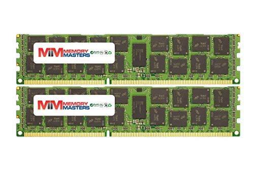 MemoryMasters 32GB (2x16GB) DDR3-1333MHz PC3-10600 ECC RDIMM 2Rx4 1.5V Registere - $144.39