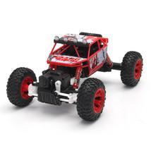 1/18 2.4G 4WD RC Racing Car Double Motor Buggy Rock Crawler Off-Road Tru... - $35.63