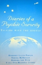 DIARIES of a PSYCHIC SORORITY Angels Phelps Paranormal Teresa McMillian ... - $5.00
