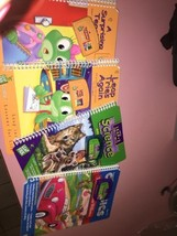LeapFrog bundle Of 4 Games And Booklets - $31.68