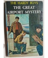 HARDY BOYS The Great Airport Mystery by Franklin W Dixon (c) 1930 G&D HC - $12.86