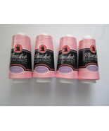Maxi Lock Serger Thread 3,000 yards Pink 4 cones - $13.95