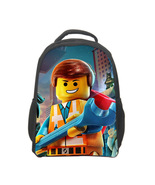 New Movie The Lego Movie Batman backpack Bag school bag - $27.95