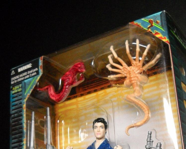 Kenner Hasbro Aliens Alien Resurrection Mechanic Call 1997 Factory Sealed Box