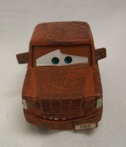 "Walt Disney Cars FRED THE RUSTY CAR 2 3/4"" METAL DIECAST TOY CAR - $14.85"