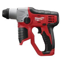 "Milwaukee M12 12V Li-Ion 1/2"" SDS Plus Rotary Hammer Kit (Bare Tool) 241... - $182.89"