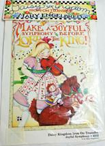 Mary Engelbrett Iron-On Transfers Fabric Decoration Make A Joyful Symphony - $14.95
