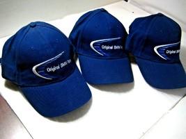 3 Original BMW Parts Navy Blue Baseball Cap One Size Hat - $34.95