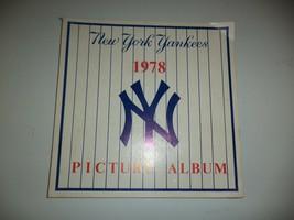 New York Yankee Picture Album - $19.99