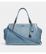 NWT Coach Dreamer 36 in Slate with Pewter Hardware  Styles 41340 Retail ... - $420.75