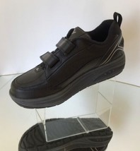 EASY SPIRIT Good Fit Black/Dray Grey Sneakers (Size 7.5) - €27,33 EUR