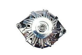 SBC BBC GM CHEVY Chrome 110 Amp Alternator with 1 Wire Setup 305 350 383 400 454 image 7