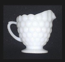 White Milk Pitcher AB 564 Vintage