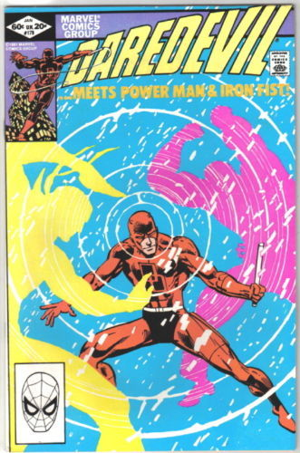 Daredevil Comic Book #178 Marvel Comics 1982 FINE NEW UNREAD