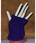 Punk Fingerless Gloves Hand Warmers For Texting... - $10.00