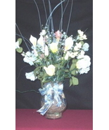 Flower Arrangements Floral Lights That Light Up New  - $69.97